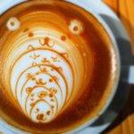 NIHONBASHI CAFEST - ラテアートもがんばっとります!リクエストOKですよ!