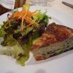 アゴスティーニ - 野菜のイタリアンオムレツ