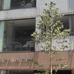 ヴィノ・ヒラタ - 2階部分(上はクチーナ・ヒラタ)