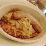 ピッツェリア ロマーナ ジャニコロ - 千葉県産コレナイ豚の窯焼きサルシッチャ