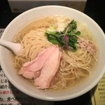 塩生姜らー麺専門店 MANNISH - 塩生姜ラーメン