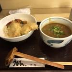 手打ちうどん処 伊賀 - 料理写真: