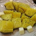 彩櫻 - インカのめざめのじゃがバター