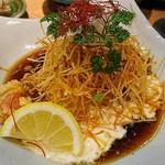 彩櫻 - 地鶏の唐揚げ南蛮ソース