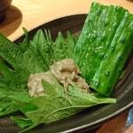彩櫻 - カニ身入りカニ味噌