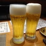 彩櫻 - 生ビール
