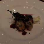 87085860 - 牡蠣のグリル