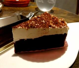 ショコラトリー タカス - マスカルポーネショコラ