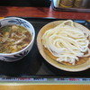 久兵衛屋 - 料理写真:肉つけ汁うどん 小盛