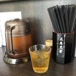 名古屋八麺山 - ドリンク写真: