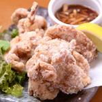 島酒場 平良商店 - 若鶏の唐揚