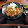 星の宮カントリー倶楽部レストラン - 料理写真:三元豚とんかつ膳
