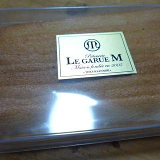 ル ガリュウM - 料理写真:頂きものです。
