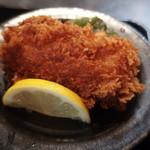 彬 - 牡蠣のクリームコロッケ