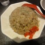 ラーメン麺長 - 焼飯