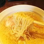 87091346 - 塩中華そば(麺)