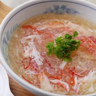 日本人の好みに合う上品な中華料理