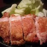 三代目網元 魚鮮水産 - 若鶏もも鉄板焼き