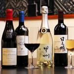 白金ビーフ - ワイン飲み放題も必見 800円(税抜)