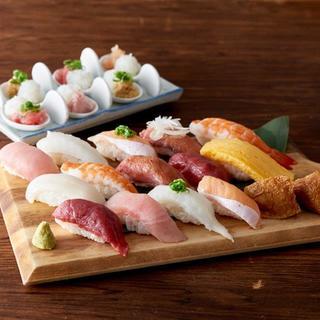 しゃぶしゃぶと肉ノ寿司