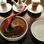 陳建一の担々麺 - ミニ担々麺