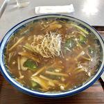 あんかけ屋 - 料理写真:サンツーメン (ふかひれラーメン)  950内