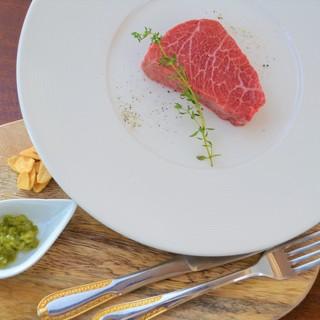 ★数量限定★黒毛和牛A5ランクしんたまのステーキ