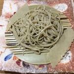 87097307 - 京北産細、常陸秋蕎麦