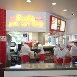 IN-N-OUT BURGER Vacaville CA  -