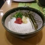 元蔵 - ざる豆腐