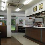 美野里パーキングエリア(上り線)スナックコーナー - 店内