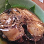 ふじみ寿司 - かわはぎの煮物