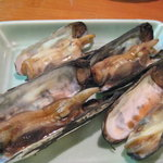 ふじみ寿司 - まて貝