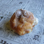 Boulangerie Kawamura - 純玉のクリームパン