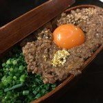 87100049 - 馬肉味噌丼