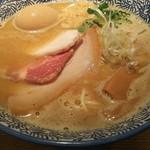 87100973 - 特製濃厚魚介ラーメン980円税込
