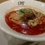 175°DENO担担麺 - く〜。薫る。