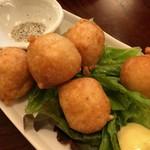 ゆうちゃん - 海老団子。美味しかったです。
