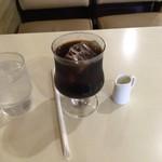 喫茶 プランタン - アイスコーヒー。
