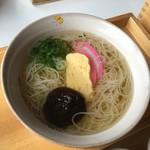 ゐざさ - 三輪にゅう麺