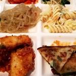 韓国料理 ウリジップ - 前菜食べ放題