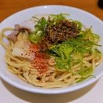 油そば専門 麺ism - くんまぜ(400g)750円