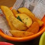 87106106 - 「トリュフ風味のフライドポテト」