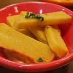 87106107 - 「ひよこ豆のフリット アイオリソース」