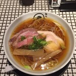 Mendokorojanomeya - 地鶏 清湯鶏そば