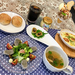 Fuwarin - 料理写真:生麩のグラタンランチ