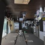 tsuki cafe  - 内観写真: