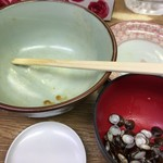 豊野丼 - 海鮮丼 大盛り 完食