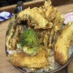 豊野丼 - 海鮮丼 大盛り