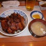 8711563 - 豚丼900円